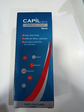 CAPIL PLUS LOTION ANTI CHUTE 100ml