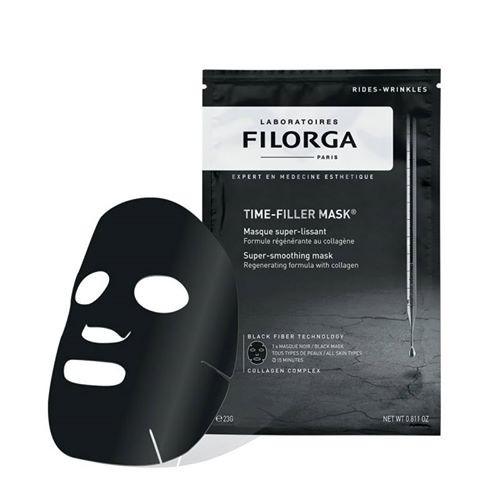 Filorga TIME-FILLER MASK® Masque Super-Lissant Formule Régénérante Au Collagène
