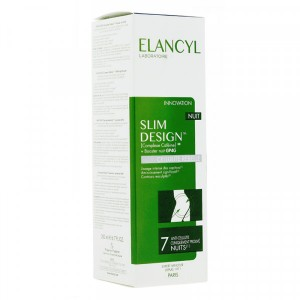 ELANCYL  SLIM DESIGN CELLULITE REBELLE NUIT - 200ml