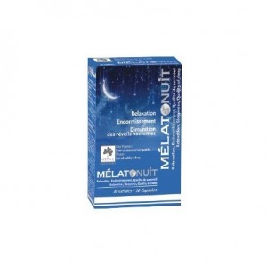 MELATONUIT BT/30 Gélules