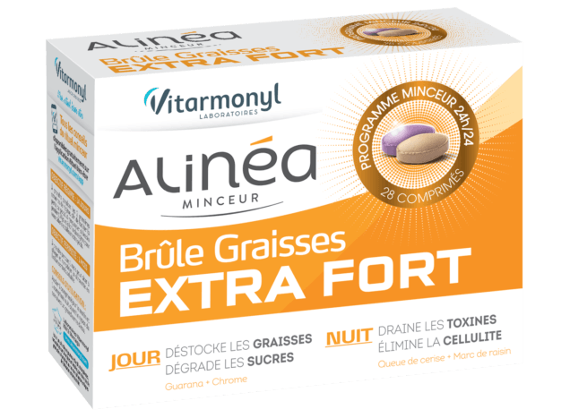 VITARMONYL ALINEA BRULE GRAISSES EXTRA FORT BT/28 Comprimés
