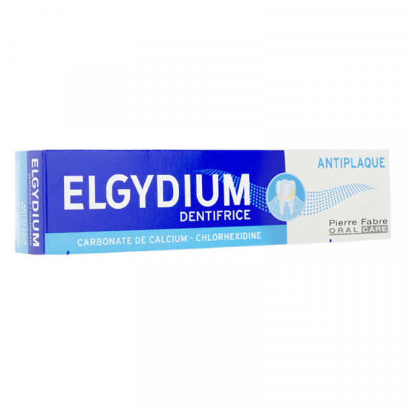 Elgydium dentifrice Anti-plaque 75 ml