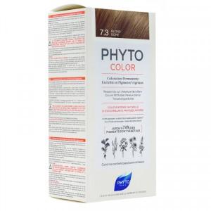PHYTOCOLOR COULEUR SOIN 7.3 blond doré