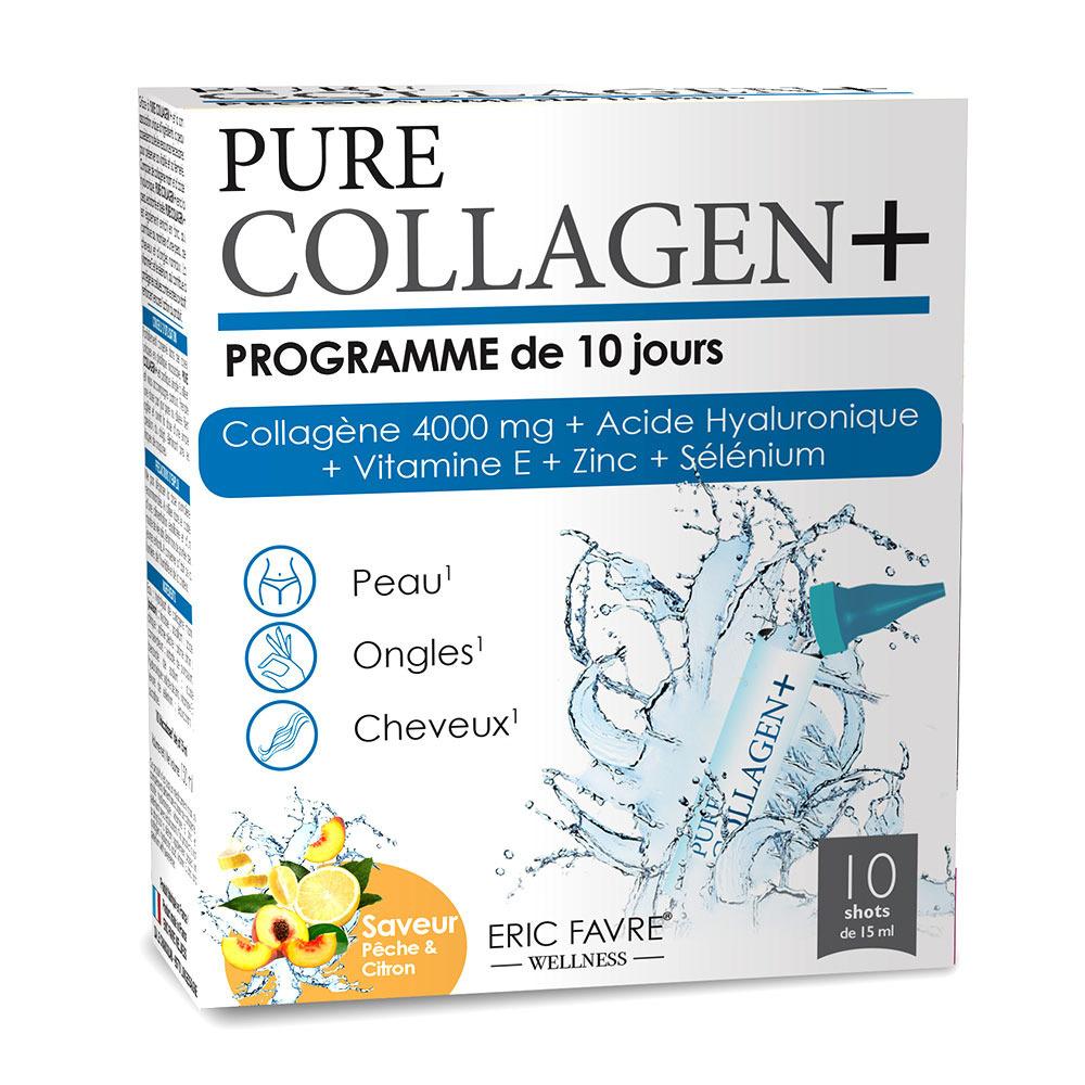 PURE COLLAGEN + PROGRAMME 10 JOURS ERIC FAVRE
