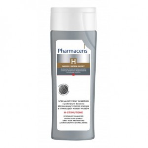 PHARMACERIS SHAMPOOING DOUBLE ACTION 250ML