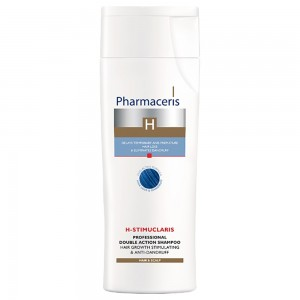 PHARMACERIS SHAMPOOING ANTI-CHUTE, ANTIPELLICULAIRE 250ML