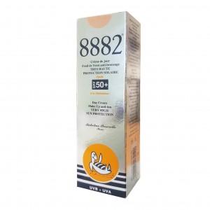 8882 créme de jour fond de teint anti-bronzage trés haute protection SPF50+ 40ml