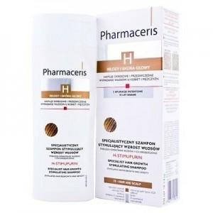 PHARMACERIS H SHAMPOOING ACCELERATEUR DE POUSSE 250ML