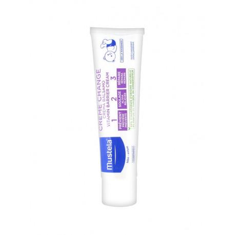 Mustela Crème Change 1-2-3, 100 ml