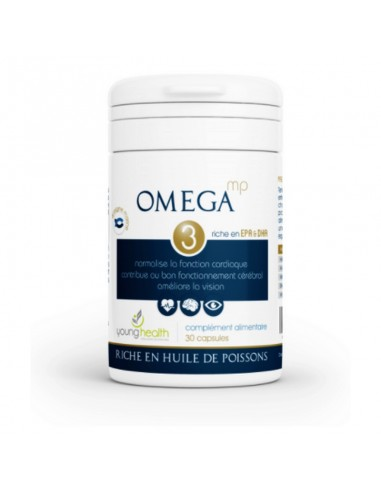 young health omega3 bt/30 capsules