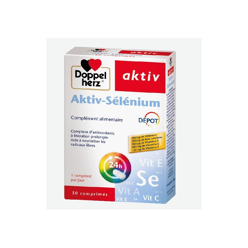 AKTIV-SELENIUM BT/30 Comprimés