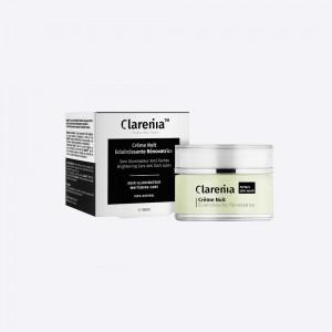 CLARENIA créme nuit éclaircissante rénovatrice peau mixtes à grasse 50ml