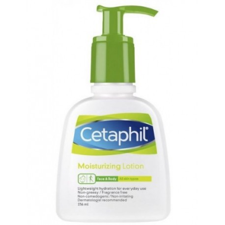 Cetaphil lotion hydratante 236ml
