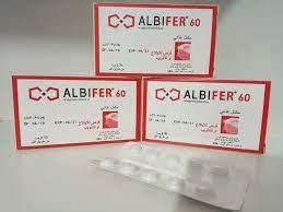 ALBIFER 60 MG